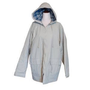 Misty Harbor Flannel Lined Raincoat